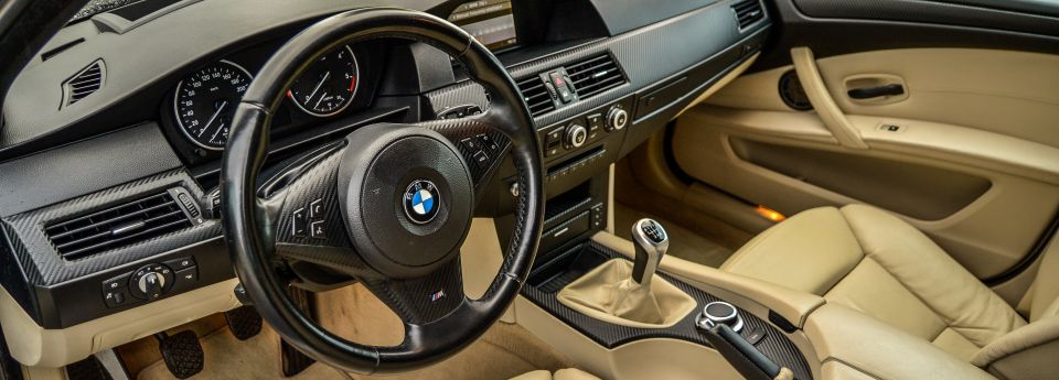 v BMW, Mercedesu VITO nebo Iveco Eurocargo